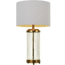 Chris Glass Table Lamp