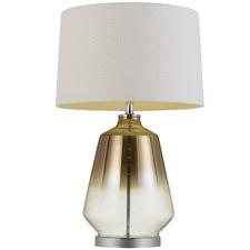 Harper Glass Table Lamp