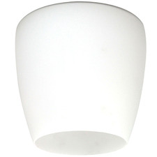 Anita Metal & Glass Batten Fix Ceiling Light
