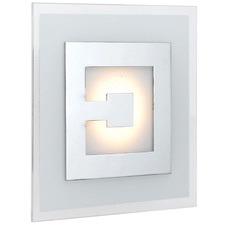 Chrome Beliza Iron Wall Light