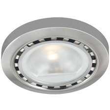 Silver Cabinet Recessed Downlight