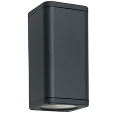 Black Dorcas Outdoor Wall Light