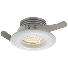 Silver Duro Recessed Downlight