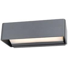 Grey Enrica Aluminium Wall Light