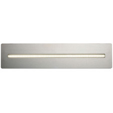Silver Esta LED Wall Light