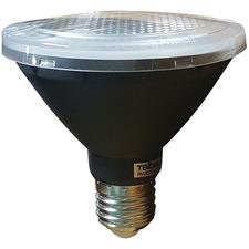 Black PAR30 LED Globe
