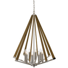 Graf 8 Light Metal Pendant