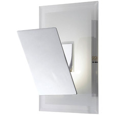 Chrome Kirk LED Wall Light