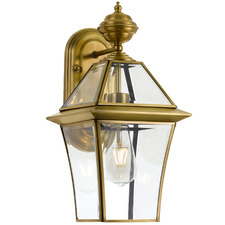 Victor Brass Wall Light