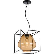 Sempre Metal Glass Pendant Light