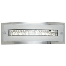 Chrome Stara LED Wall Light