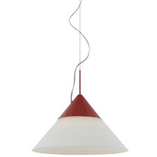 Provoz Metal & Glass Pendant Light