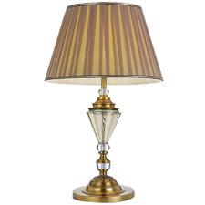 Zezlo Metal & Glass Table Lamp