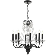 Rhine 8 Light Chandelier