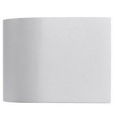 White Eos Outdoor Wall Light