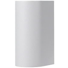 White Eos Outdoor Up/Down Wall Light