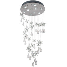 135cm Paradis 9 Light Pendant