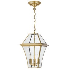 Rye 3 Light Outdoor Pendant