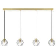 Zaha 4 Light Pendant