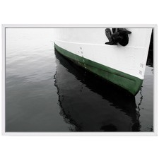 The Boat Canvas Wall Art