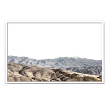 The Valley Framed Canvas Wall Art