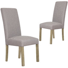 Ethan fabric Dining Chairs (Set of 2)
