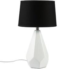 Ora White Base Table Lamp