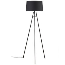 Black Delphi Floor Lamp (Set of 2)