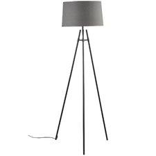 Black Delphi Floor Lamp