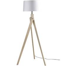 Natural Inigo Floor Lamp
