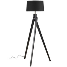 Black Inigo Floor Lamp (Set of 2)