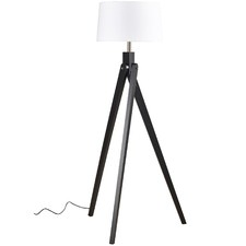 Black Inigo Floor Lamp
