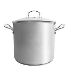11L Stainless Steel Stockpot