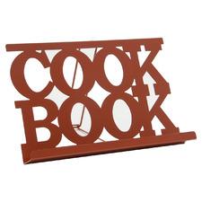 Gloss Metal Cookbook Stand