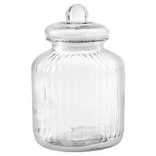 3L Glass Cookie Jar