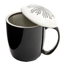 325ml Stoneware Tea Infuser Mug