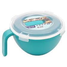 Teal Premium 18cm Noodle Bowl with Lid