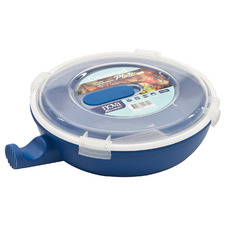 Blue Premium 20.5cm Plate with Lid