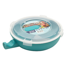 Teal Premium 20.5cm Plate with Lid