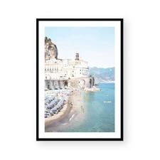 Salerno Framed Paper Print