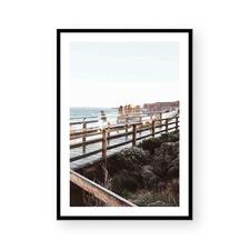Southern Ocean Framed Paper Print