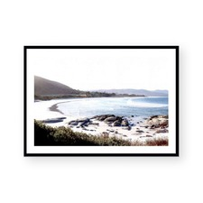 Tasmanian Waters Framed Paper Print