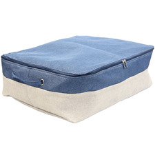 2 Tone Suite Collapsible Underbed Hamper