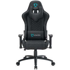 Onex GX3 Faux Leather Gaming Chair with Cushion