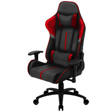 Thunderx3 BC3 Boss Faux Leather Gaming Chair with Cushion