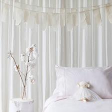Sashiko Linen Quilt Cover Set