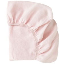 Harvey Linen Cot Sheet