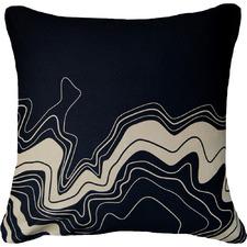 Earth Latitude Lounge Cotton Cushion