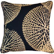 Bone Lily Pad Cotton Cushion