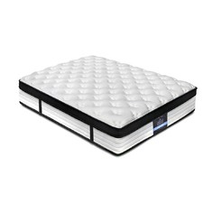 Comfort Euro Top Foam & Coil Mattress
